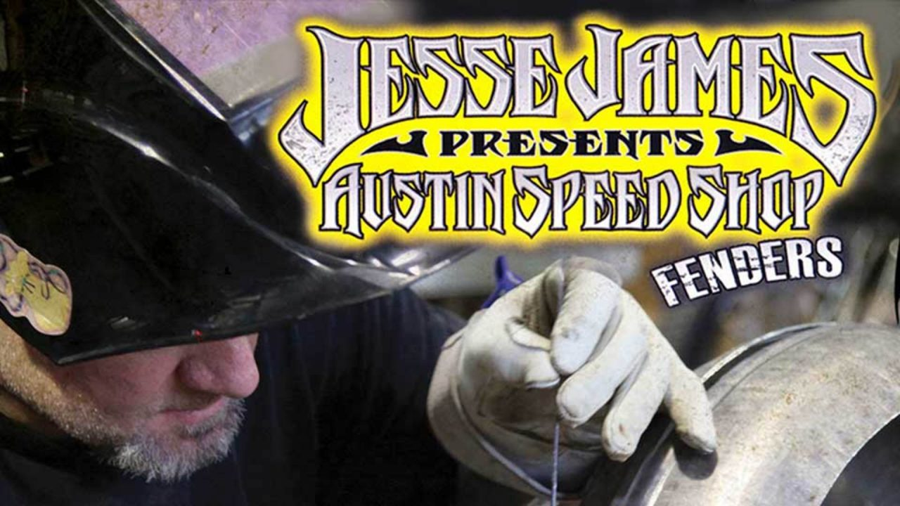 Jesse James: Austin Speed Shop – Fenders