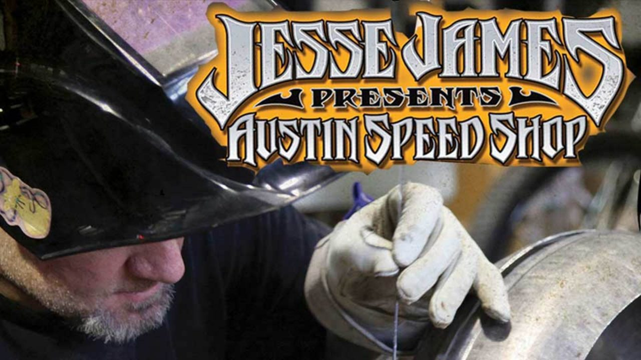 Jesse James: Austin Speed Shop Trailer