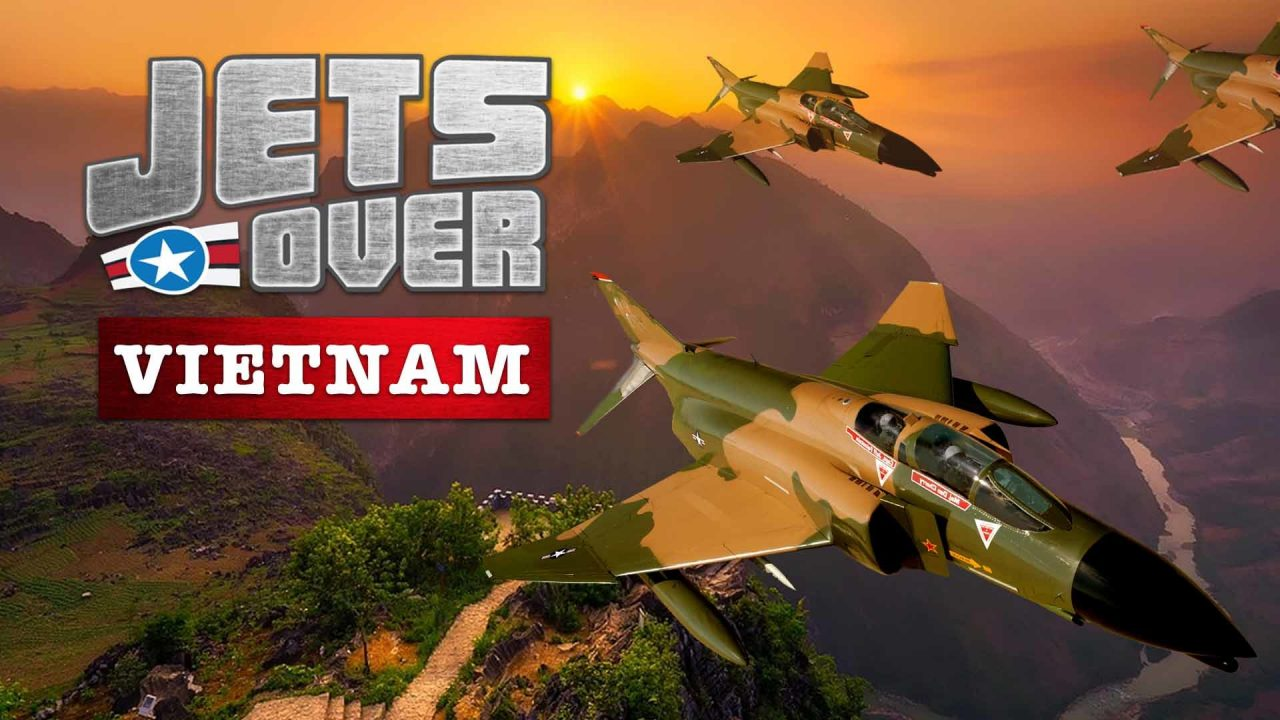 Jets Over Vietnam