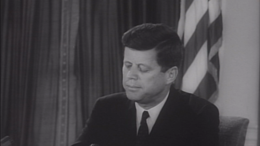 JFK – A New World Order – Episode 5: A Wall Of Words