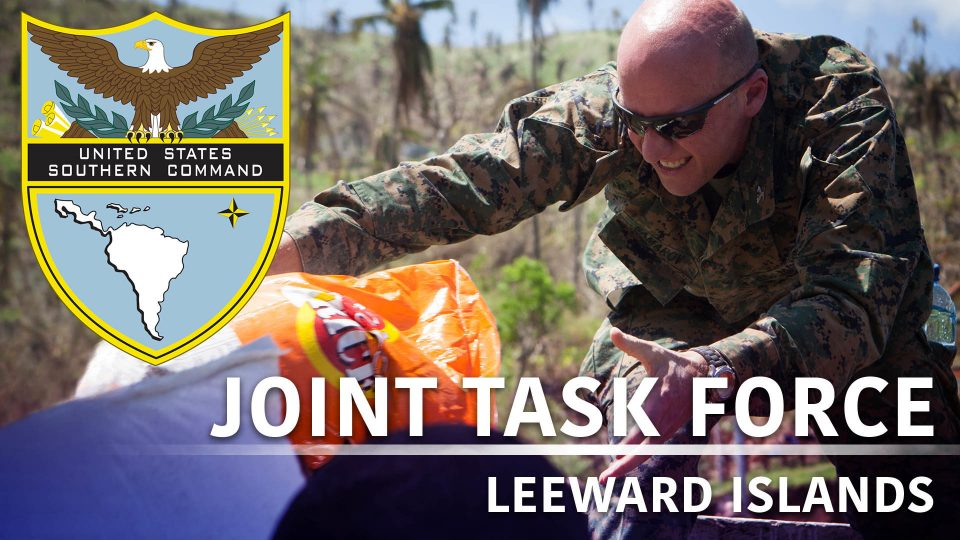 Joint Task Force – Leeward Islands