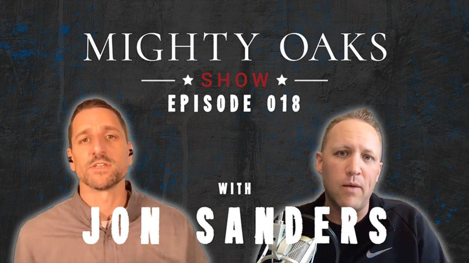 Jon Sanders talks 1st Responders, Trauma & More