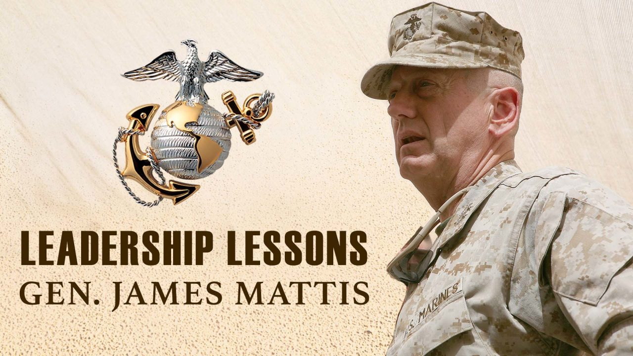 Leadership Lessons From Gen. James Mattis