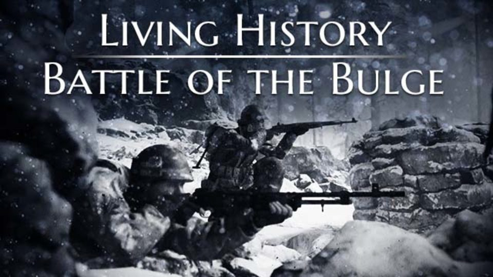 Living History – Battle Of The Bulge