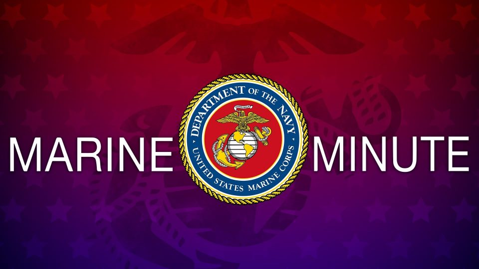 Marine Minute – Special Edition