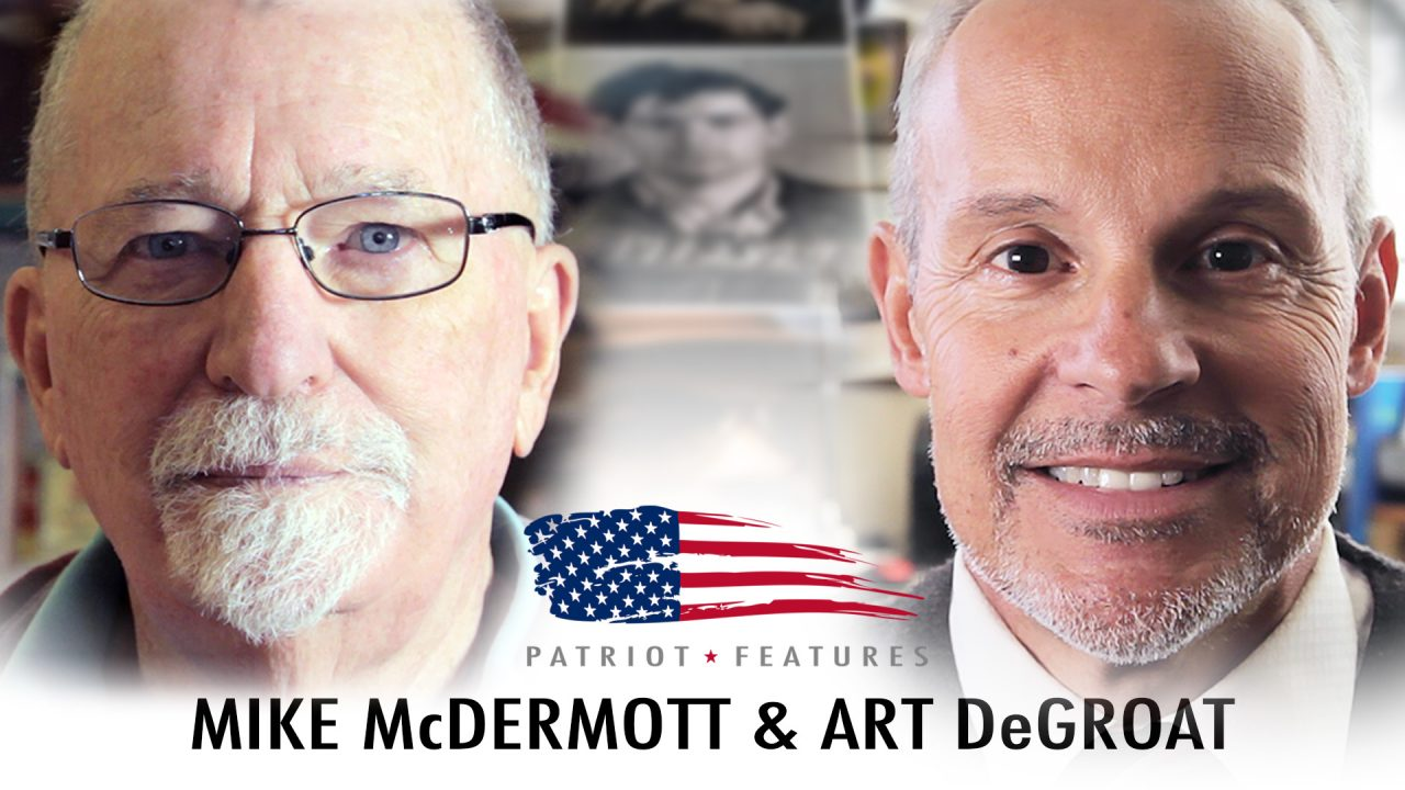 Patriot Features: McDermott/DeGroat
