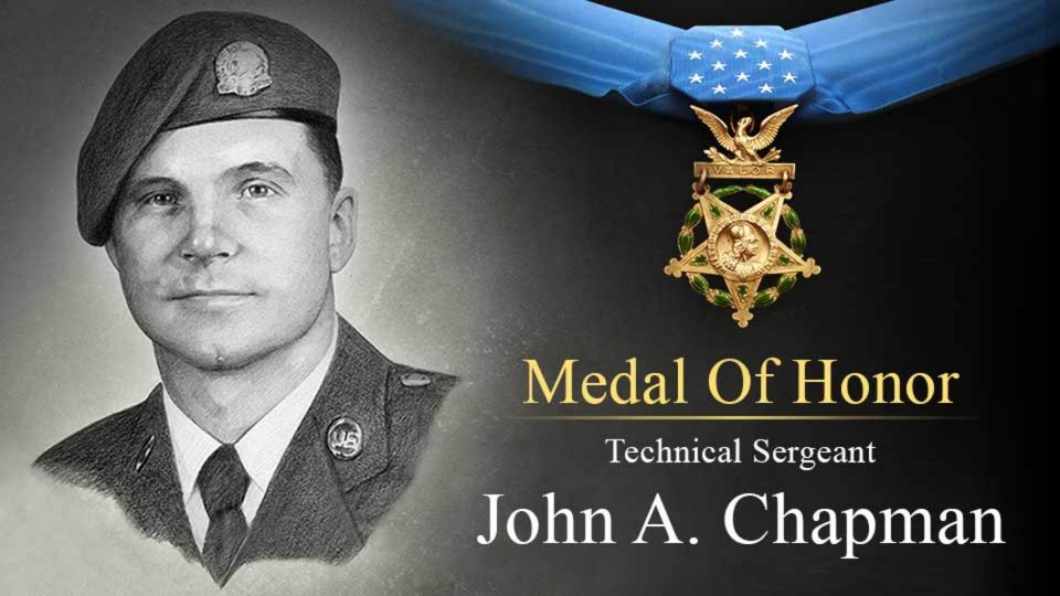 Medal Of Honor White House Ceremony – Tech. Sgt. John A. Chapman, US Air Force