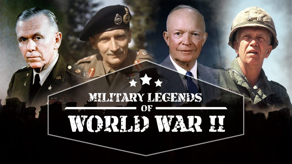Military Legends Of World War II