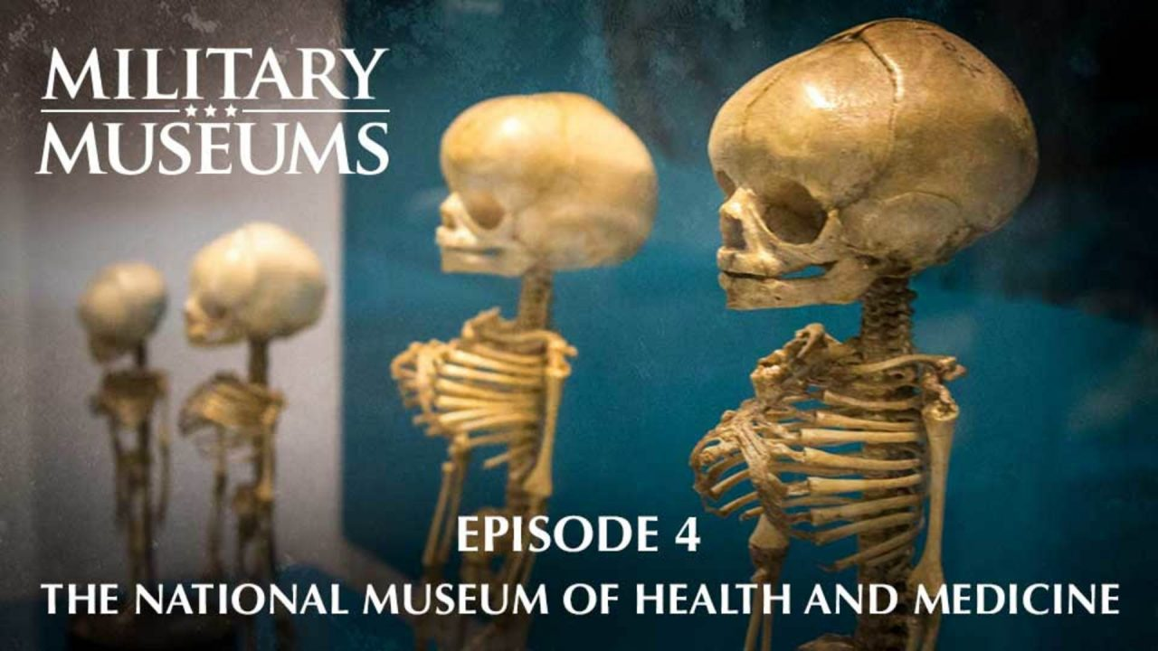 Military Museums 104 – The Nation Museum Of Health And Medicine