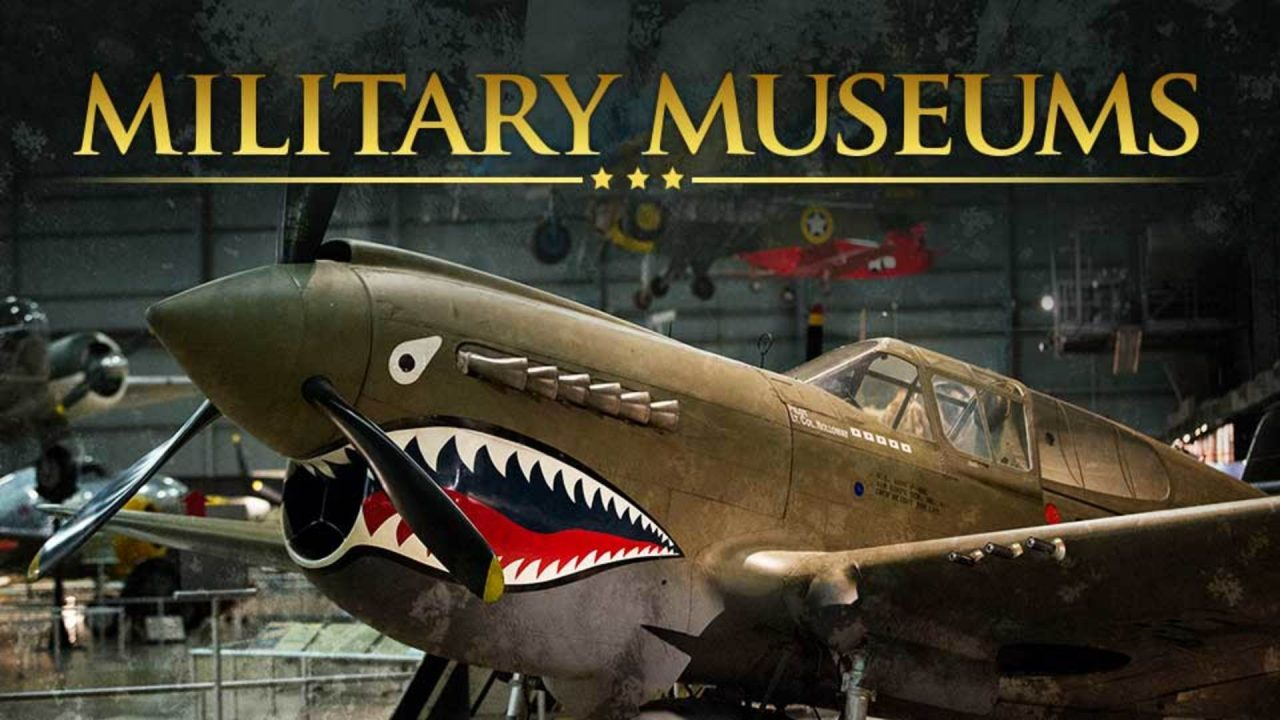 Military Museums Trailer