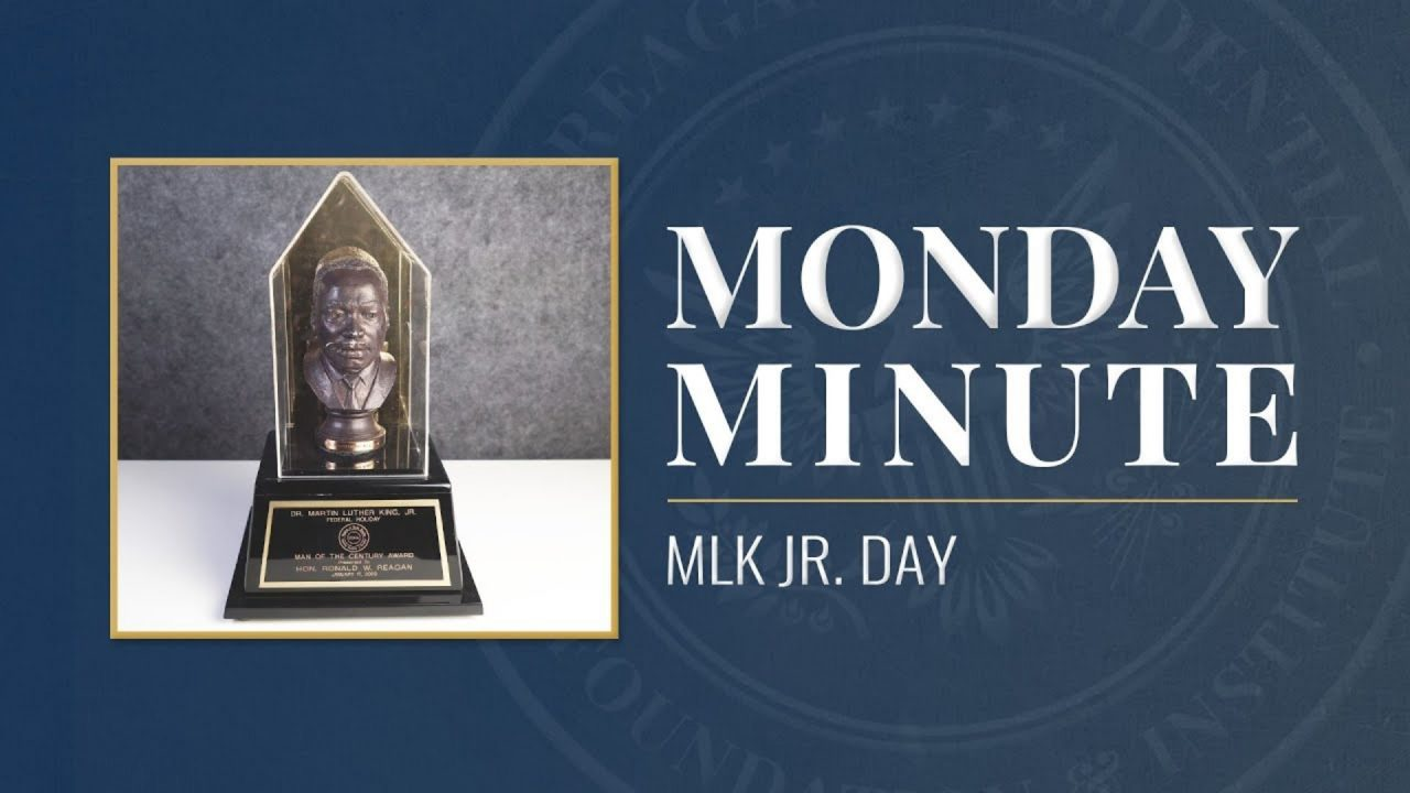 Monday Minute Ep. 3 (Season 3) — MLK Jr. Day