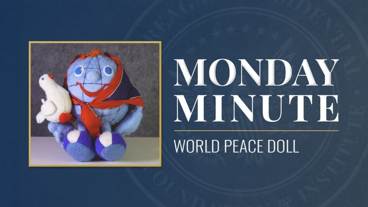 Monday Minute Ep. 4 (Season 3) — World Peace Doll