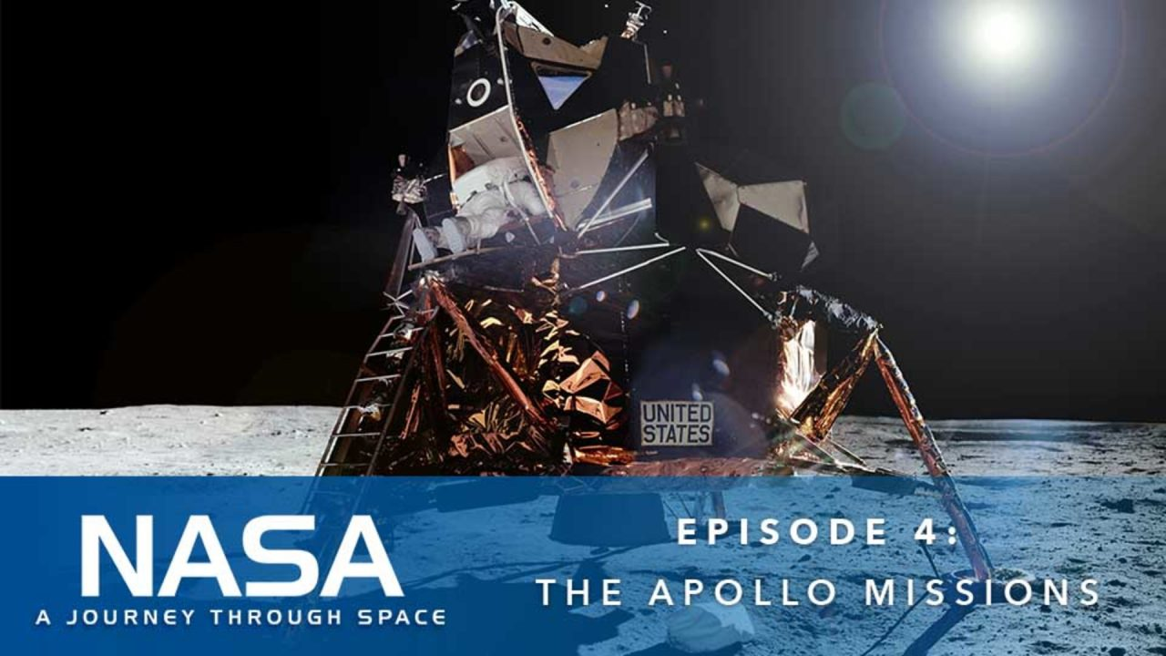 NASA – A Journey Through Space – Episode 4: The Apollo Missions