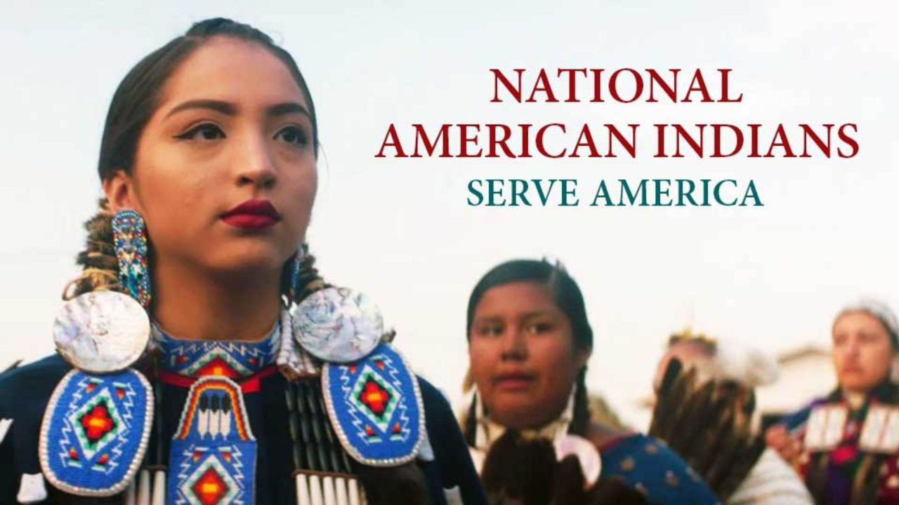 National American Indians Serve America