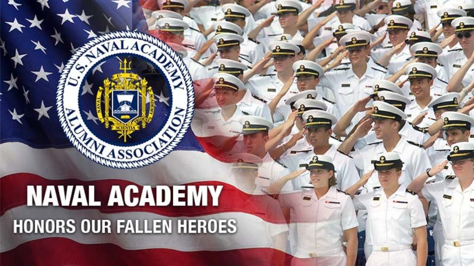 Naval Academy Honors Our Fallen Heroes