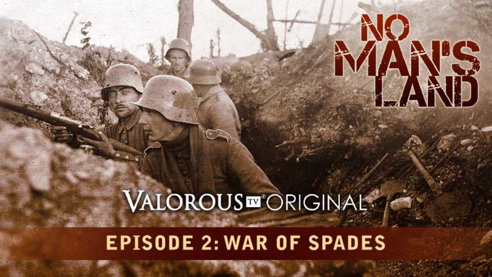 No Man's Land – Episode 2: War Of Spades