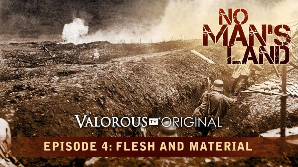 No Man's Land – Episode 4: Flesh And Material