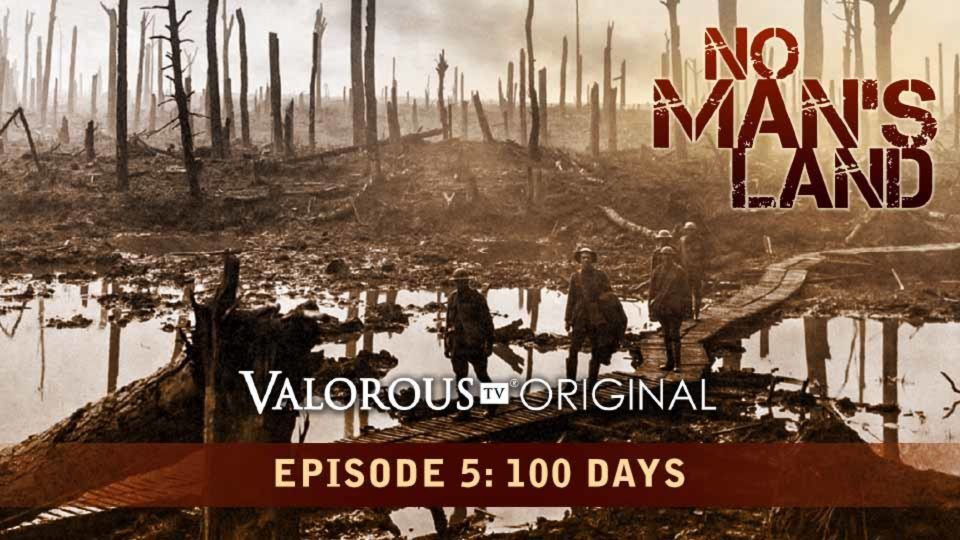 No Man's Land – Episode 5: 100 Days