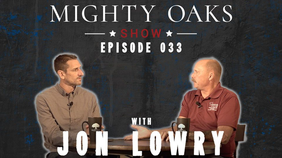 Non-Profits, Hope & Rehabilitation with Jon Lowry