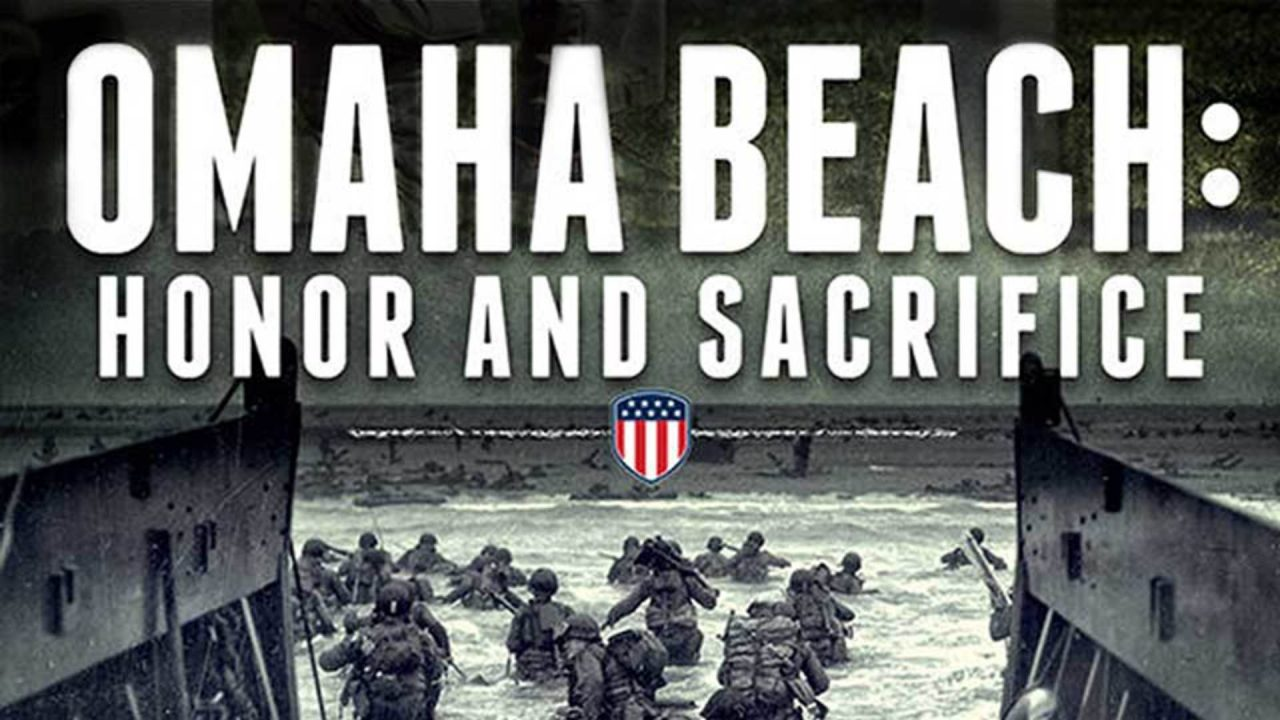 Omaha Beach Honor and Sacrifice