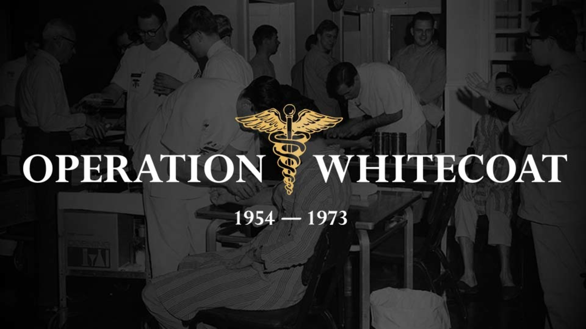 Valorous TV Operation Whitecoat seventh-day adventist military documentary