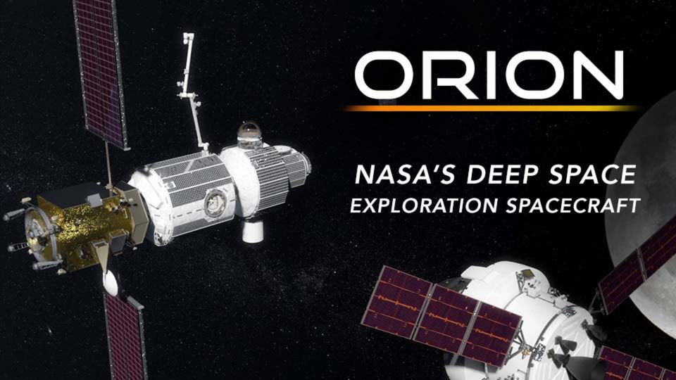 ORION – NASA's Deep Space Exploration Spacecraft