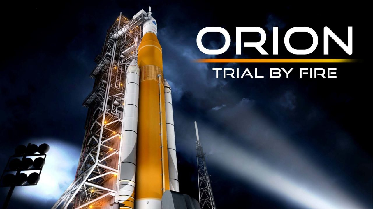 Orion Trial By Fire