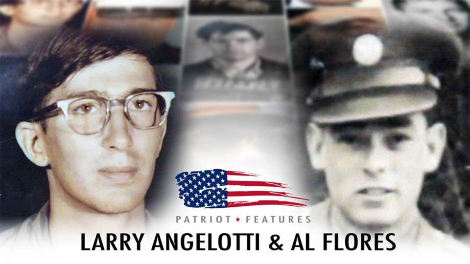 Patriot Features: Angelotti/Flores