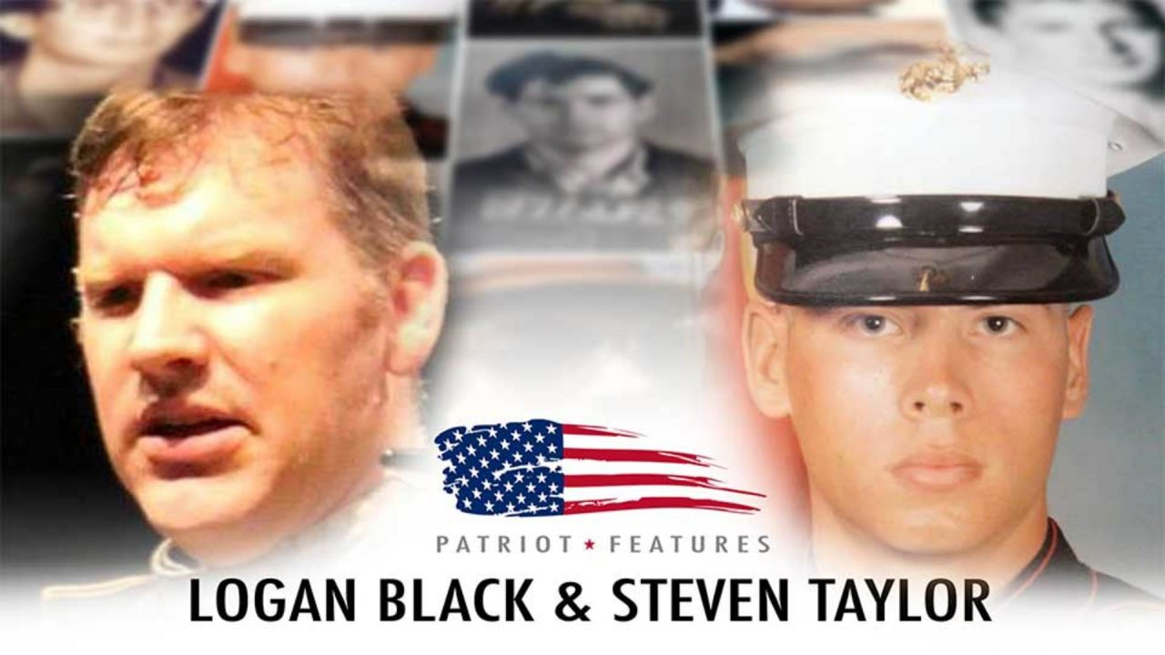 Patriot Features: Black/Taylor