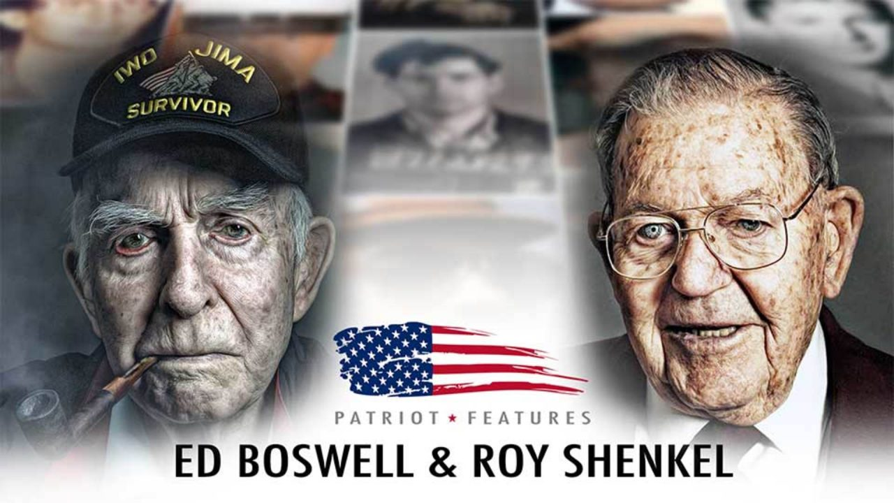 Patriot Features: Boswell/Shenkel
