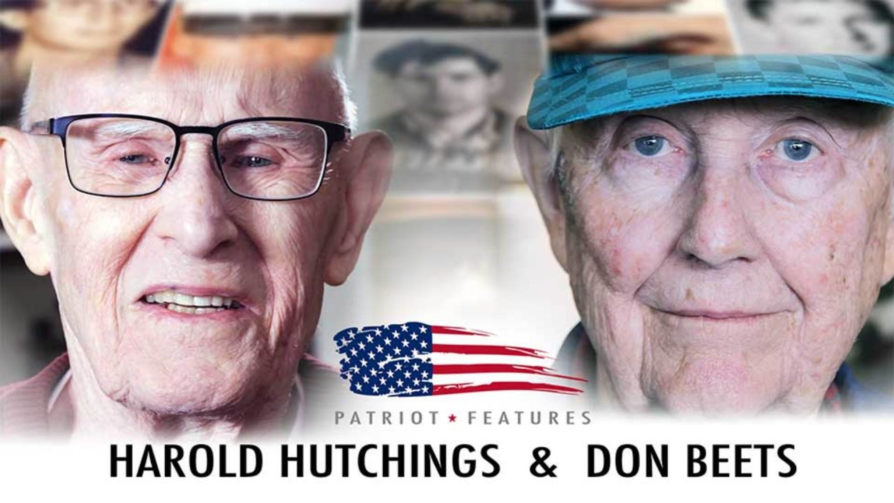 Patriot Features: Hutchings/Beets