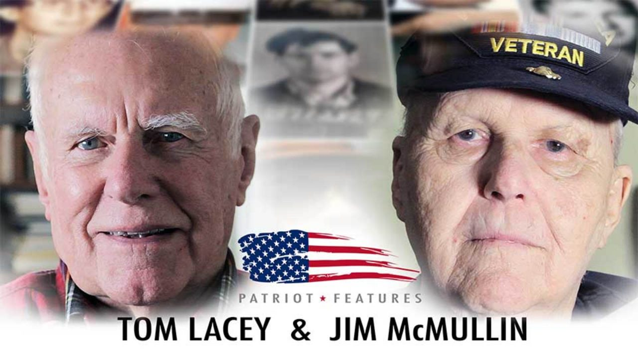Patriot Features: Lacey/McMullin