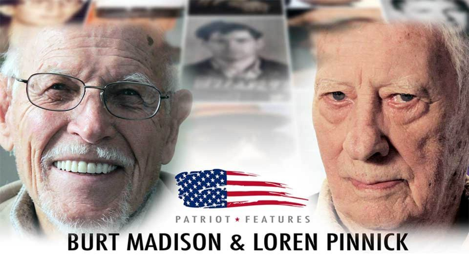 Patriot Features: Madison/Pinnick
