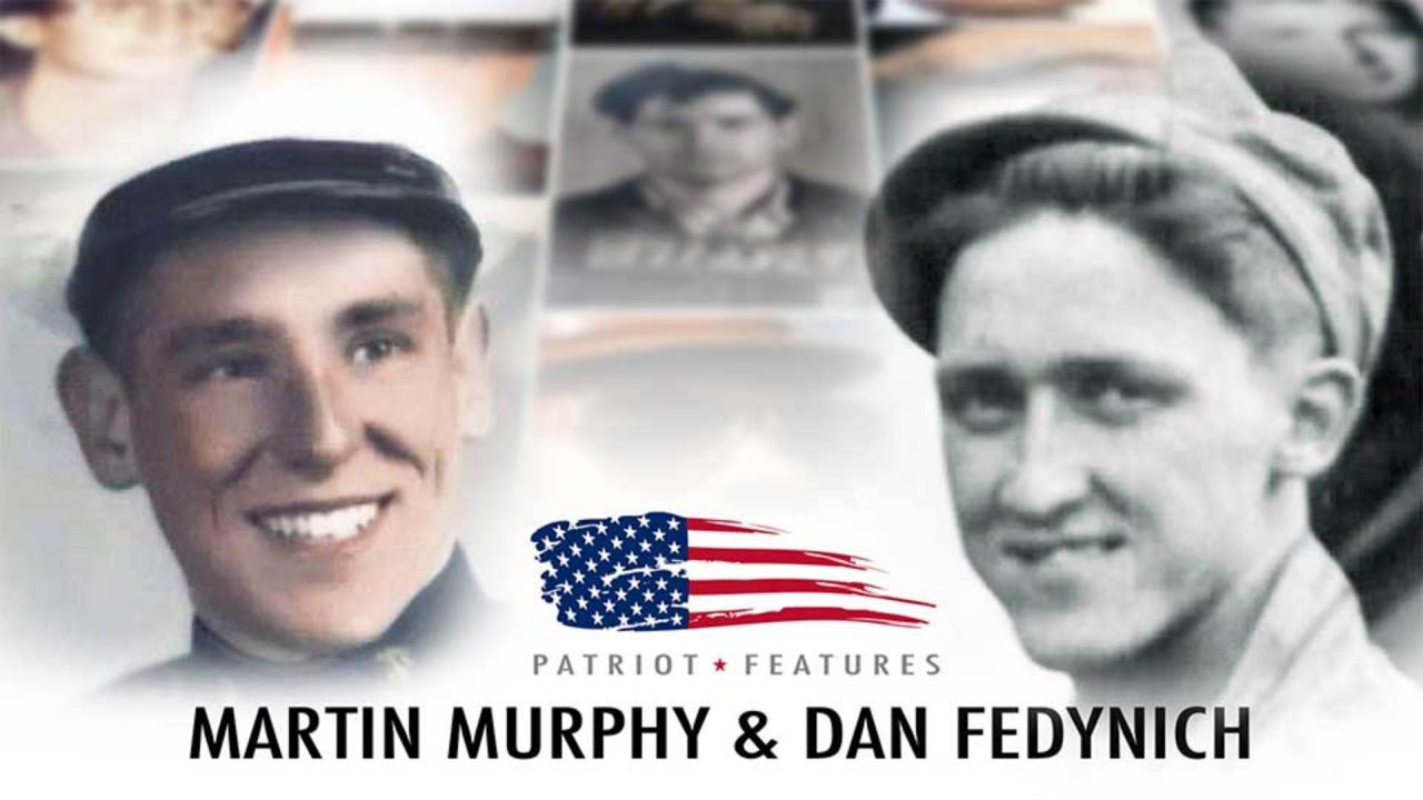 Patriot Features: Murphy/Fedynich
