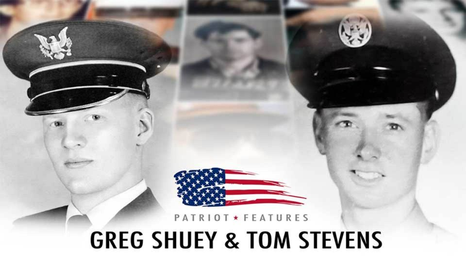 Patriot Features: Shuey/Stevens