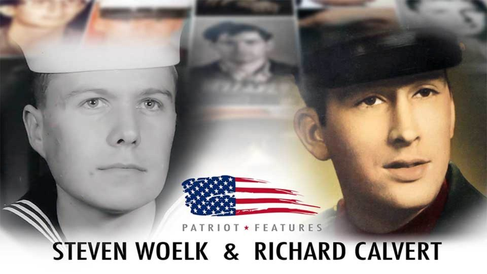 Patriot Features: Woelk/Calvert