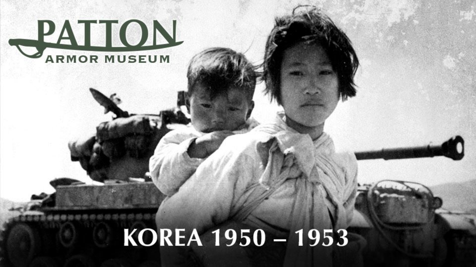 Patton Armor Museum – Korea 1950 – 1953