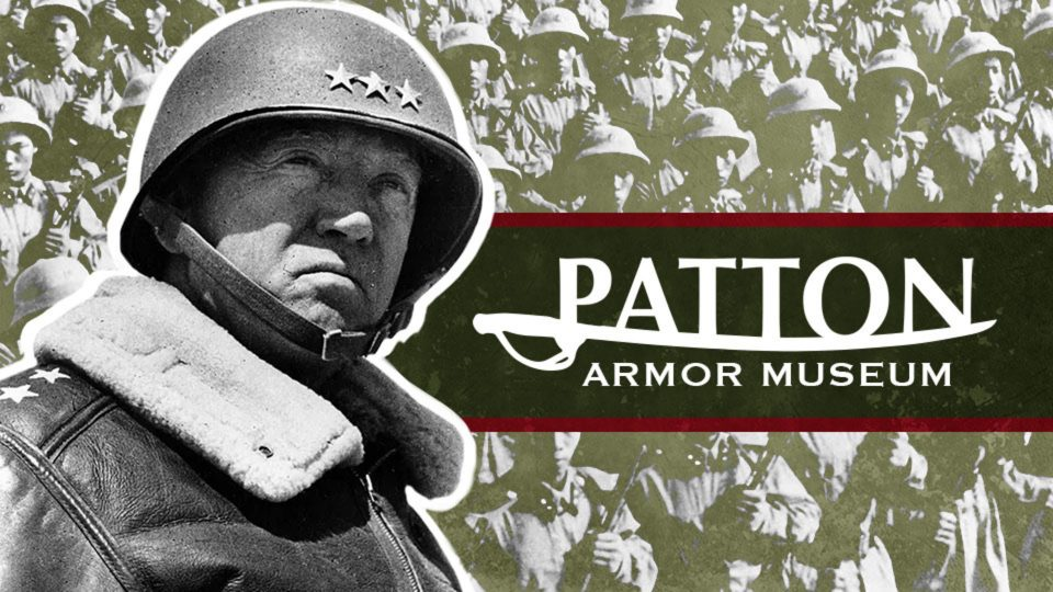 Patton Armor Museum