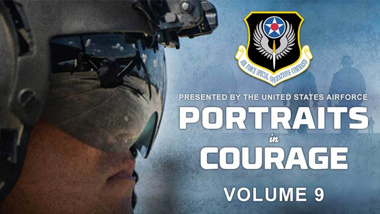 Portraits In Courage – Volume 9