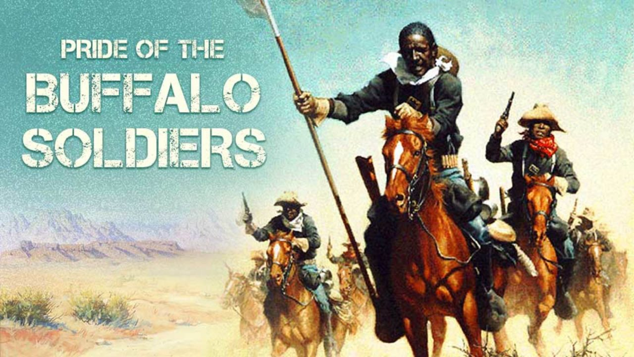 Pride of the Buffalo Soldiers