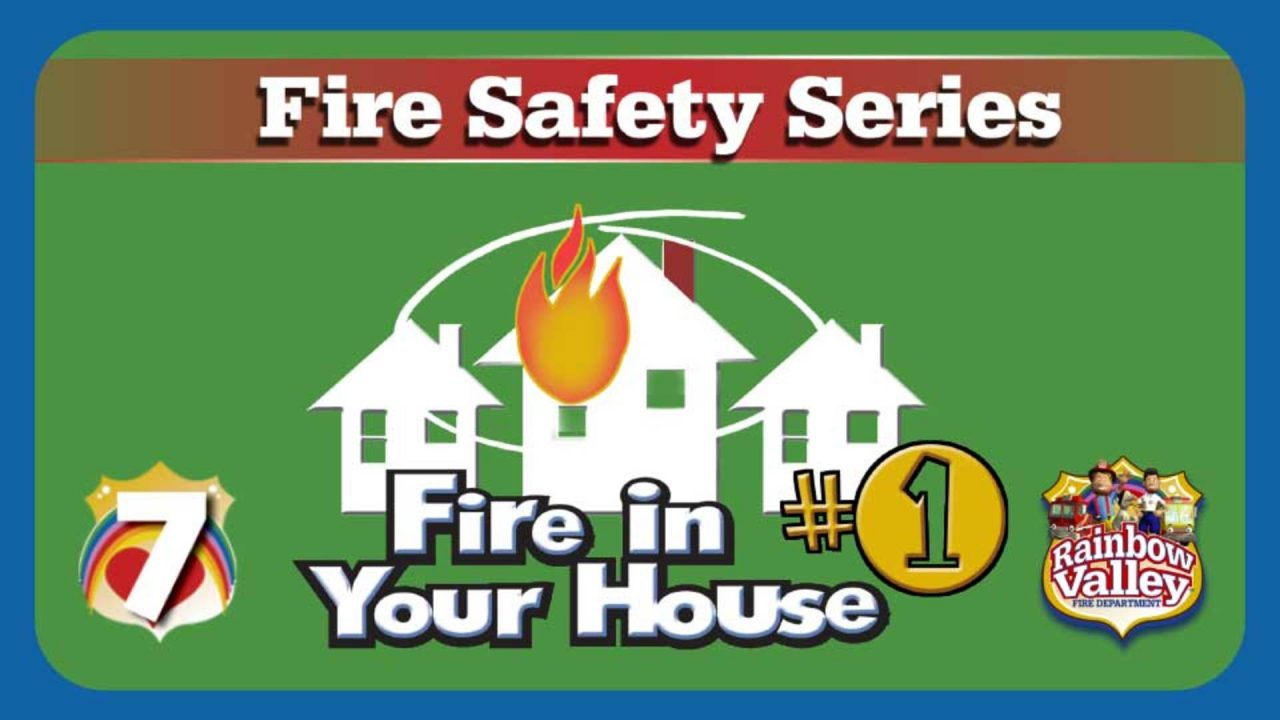 Rainbow Valley Fire Department – Episode 7: Fire In Your House (Part One)