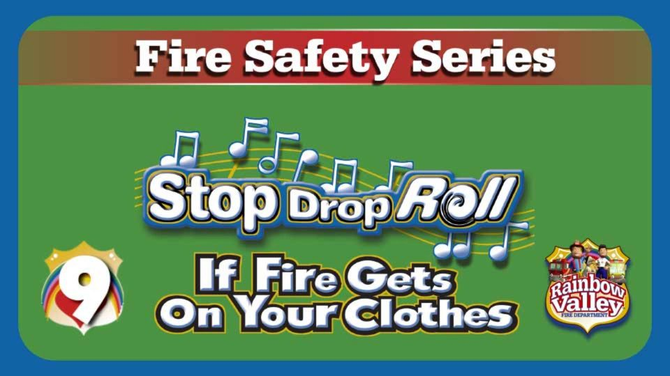 Rainbow Valley Fire Department – Episode 9: If Fire Gets On Your Clothes
