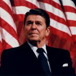 Ronald Reagan Lefty America