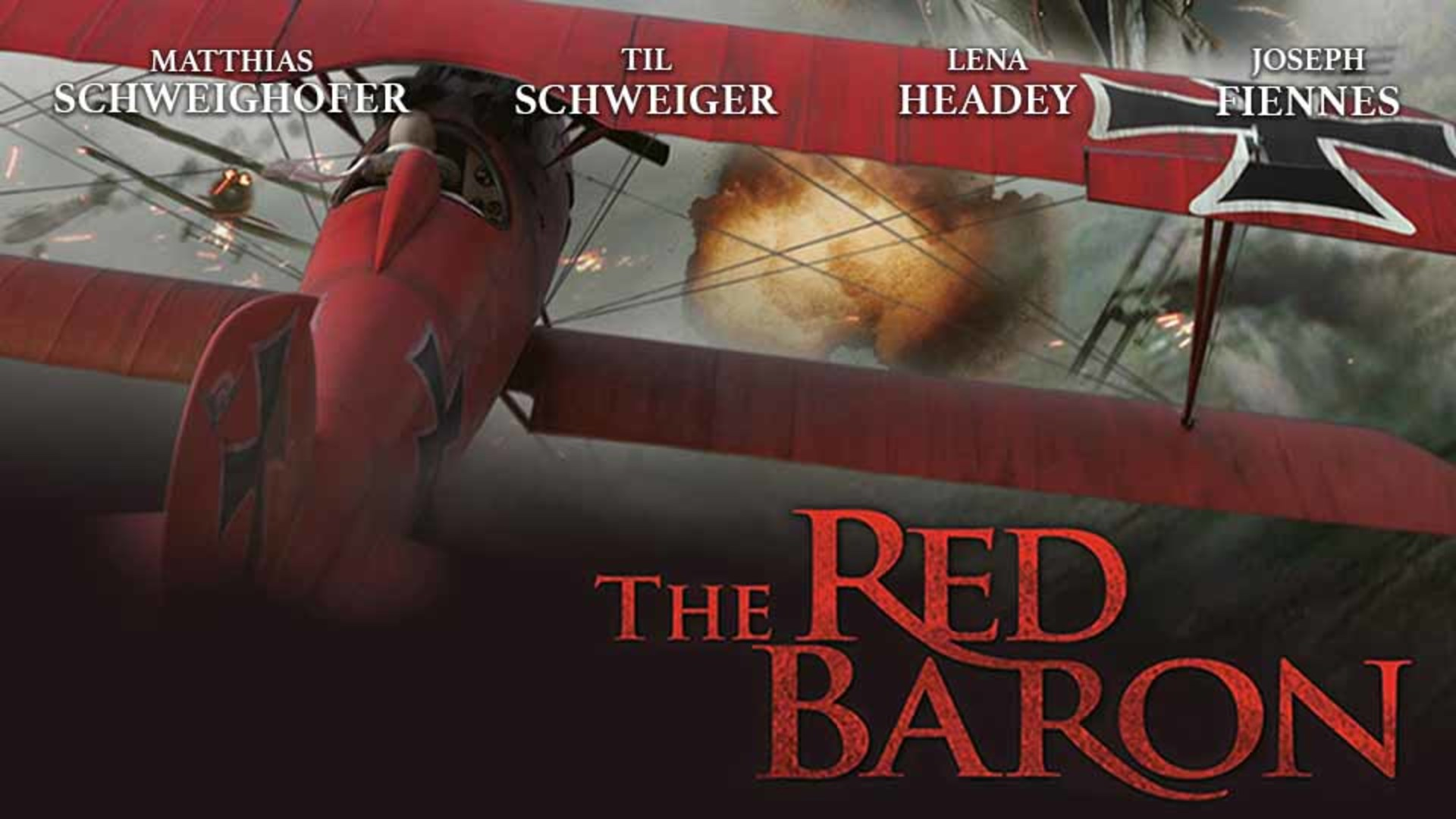 The Red Baron feature film on Valorous TV
