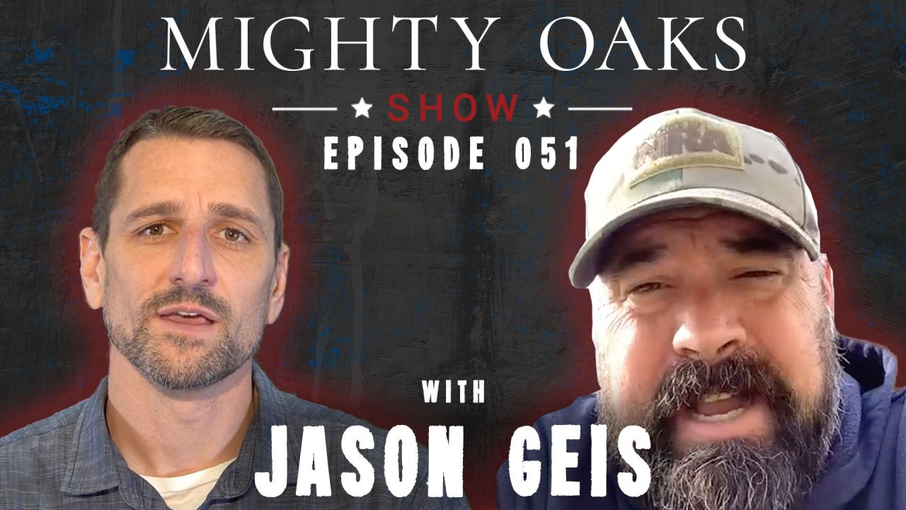 Remembering our Fallen Warriors with Jason Geis