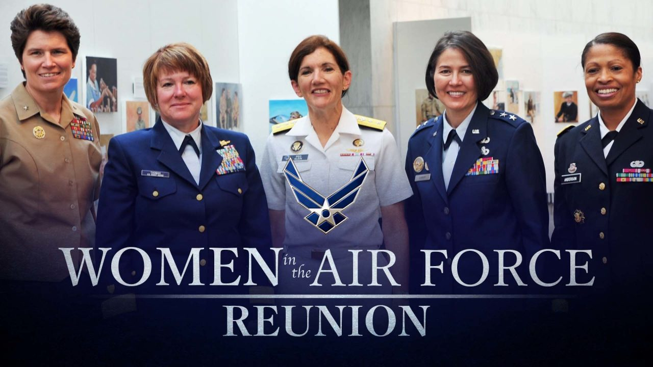 Reunion For Women In The Air Force
