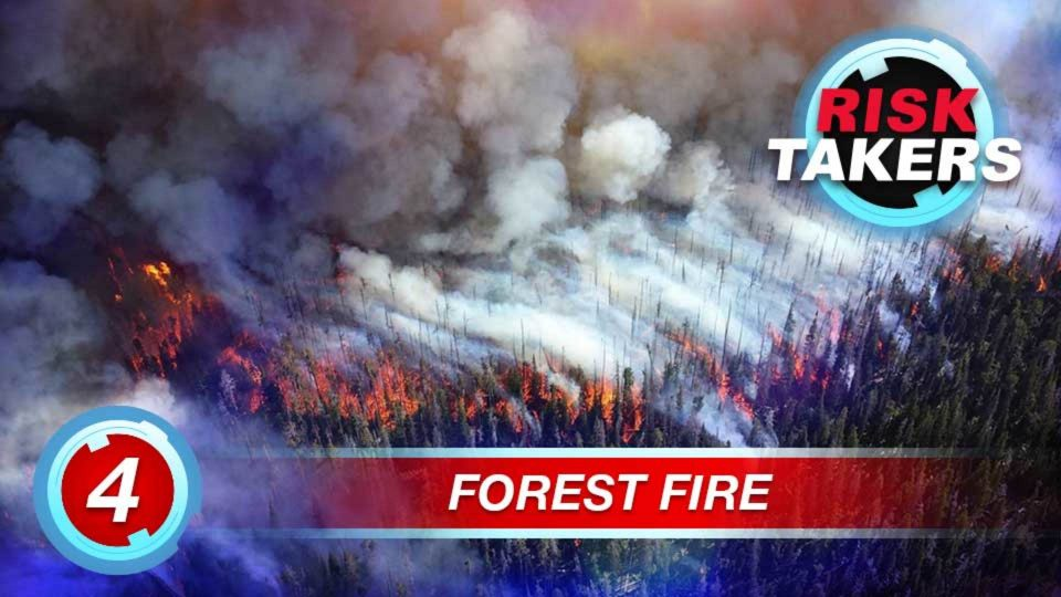 Risk Takers – Season 1 – Episode 4: Forest Fire
