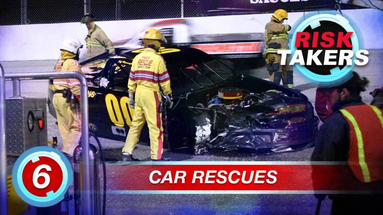 Risk Takers – Season 1 – Episode 6: Car Rescues