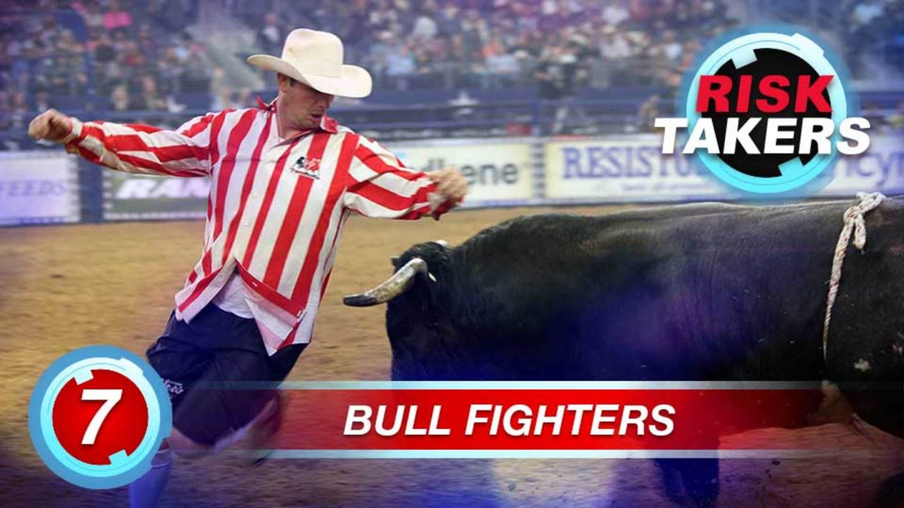 Risk Takers – Season 1- Episode 7: Bull Fighters