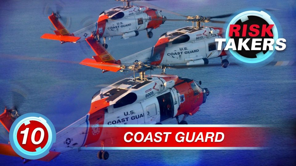 Risk Takers – Season 2 – Episode 10: Coast Guard